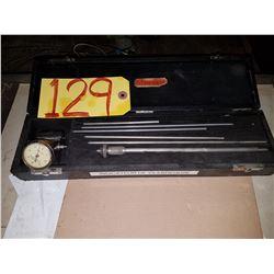 Starrett No. 696-B Crankshaft Distortion Dial/distortion Inside Micrometer Gauge