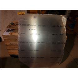 """Aluminum Sheet 35"""" x 48"""""""