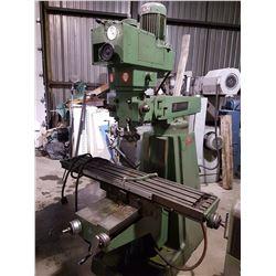 "BeaverMill Milling machine table 10""x57"""