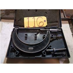 "Starrett No.436 Micrometer 5""-6"""