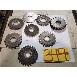 Milling Cutter 4""