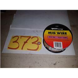 New Forney 42302 Flux Core Mig Wire, Mild Steel E71TGS.035-Diameter, 2-Pound Spool