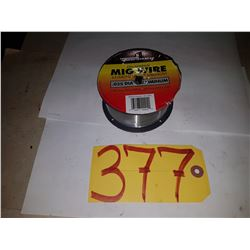 New Forney 42294 Mig Wire, Aluminum Alloy ER5356, .035-Diameter, 1-Pound Spool
