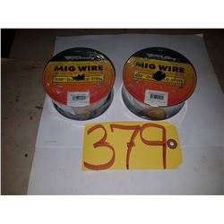New Forney 42291 MIG Wire with 2-Pound Spool