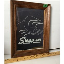 GR OF 2, SNAP-ON MIRROR & ICE BUCKET