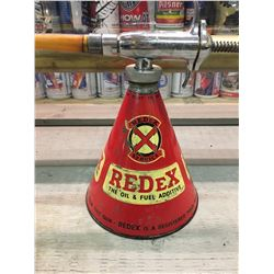 REDeX SERVICE, OIL GUN - MADE IN ENGLAND