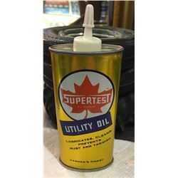SUPERTEST, UTILITY OIL, HANDY OILER, 4 OZ