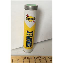 SUNOCO GREASE TUBE, W/CONTENTS