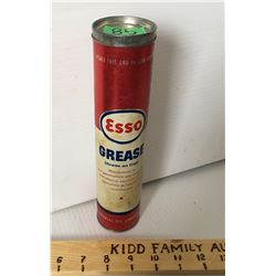 ESSO GREASE TUBE W/CONTENTS