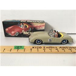 TIN TOY FRICTION CAR