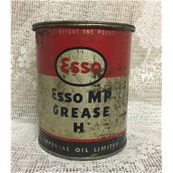 ESSO, 1 LB, MP GREASE H TIN