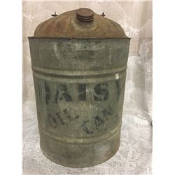 DAISY OIL CAN, 5 GAL