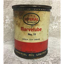 IMPERIAL OIL, MARVELUBE, MEDIUM GREASE GUN, 1 LB TUB