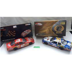 GR OF 2 NASCAR 1:24 SCALE DIECAST, MARCOS AMBROSE, STEVE PARK CARS, W/BOX