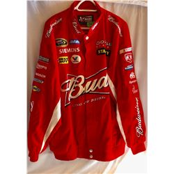 NASCAR JACKET, SIZE XL