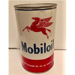 MOBILOIL, 1 QT SIZE CAN