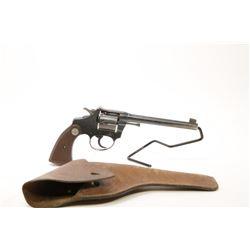 PROHIBITED. Colt 32 Revolver