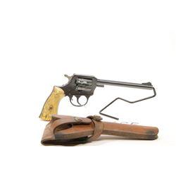 RESTRICTED. H&R 9 Shot Revolver
