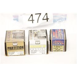 Bullets 270