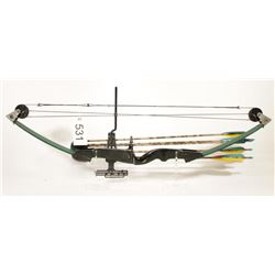 Saunders Compound Bow