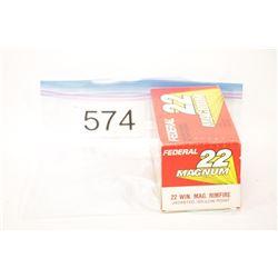 22 Magnum Ammo