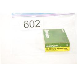 30-06 Accelerator