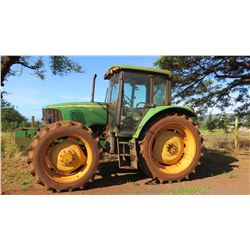 John Deere 6415 Tractor, Model AL171550, 85hp  HI Clearance