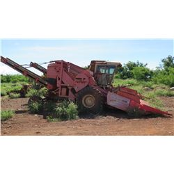 5014D Harvester, Model 501, Byron Cleaning Unit, Inoperable (Non-Working)