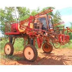 Lee 4680-400DL High Clearance Sprayer, Poor Condition