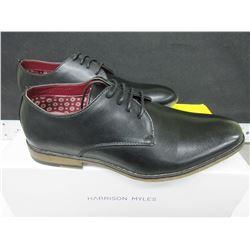 New Mens Harrison Myles Dress Shoes size 7  black