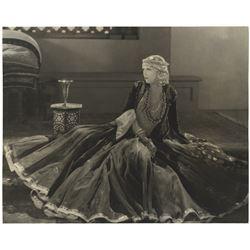 Jetta Goudal oversize portrait from Forbidden Woman.