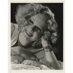 Jean Harlow (3) portrait photographs by George Hurrell.