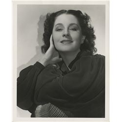 Norma Shearer (3) photographs by George Hurrell, including 1-oversize from Romeo and Juliet.
