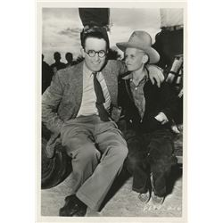 Harold Lloyd (20+) keybook photographs from Professor Beware!