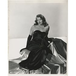 "Rita Hayworth as ""Gilda"" (2) portrait photographs from Gilda including 1-oversize."