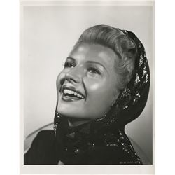 Rita Hayworth (8) headshot photographs for The Lady from Shanghai.