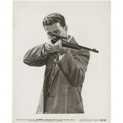 The Sniper (8) photographs from the scandalous film noir.
