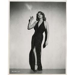 Rita Hayworth (15) portrait photographs from Affair in Trinidad.