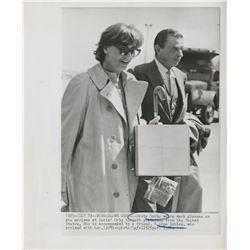 Greta Garbo (25+) candid press photographs.