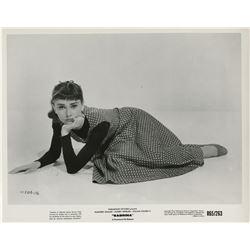 Audrey Hepburn (9) photographs.