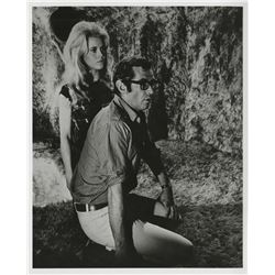Sex symbols of the 60s (24) photographs of Raquel Welch, Jane Fonda, and Jean Seberg.