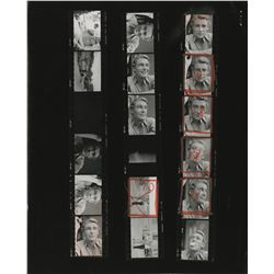 Lawrence of Arabia (100+) negatives & (20+) contact sheets & prints from production by Henry Gris.