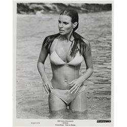 Raquel Welch (35+) photographs.