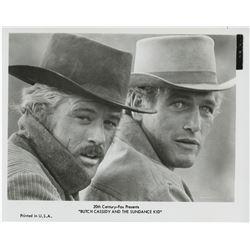 Robert Redford and Paul Newman (45+) photographs.