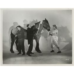 Studio promotional photographs of The Marx Brothers, The Wizard of Oz, Casablanca, and more.