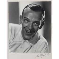 Fred Astaire (3) oversize exhibition photographs from Roberta by Ernest A. Bachrach.