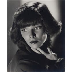 Katharine Hepburn (3) oversize exhibition photographs by Ernest A. Bachrach.