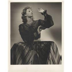 Lucille Ball (3) oversize portrait photographs by Ernest A. Bachrach.