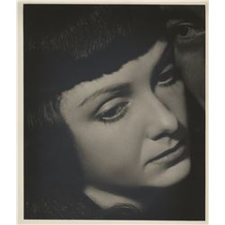 Jean Brooks (2) oversize photographs from The Seventh Victim by Ernest A. Bachrach.