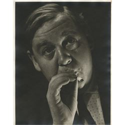 Charles Laughton (5) oversize portrait photos from This Land is Mine & others by Ernest A. Bachrach.